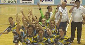 Devojčice 2003 godiste su prvaci Srbije