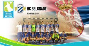 "RK Beograd učestvuje na turniru ""Trofej 2018 Trophy 2018"""